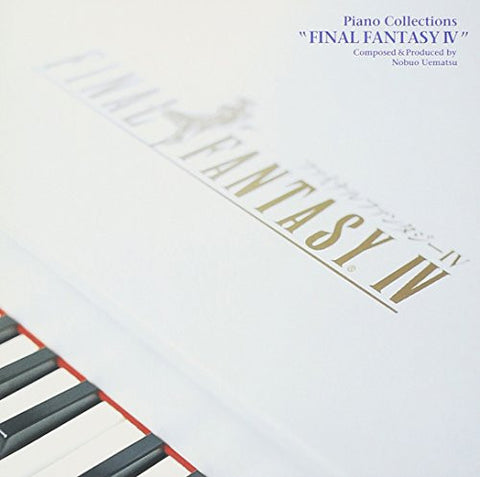 "Image for Piano Collections ""FINAL FANTASY IV"""