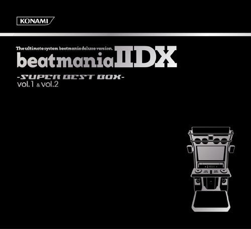 Image 1 for beatmania IIDX -SUPER BEST BOX- vol.1 & vol.2 set