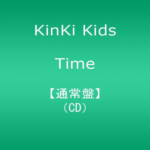 Image for Time / KinKi Kids
