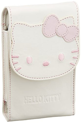 Hello Kitty Slim Pouch DSi (White)