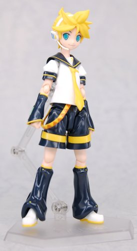 Image 3 for Vocaloid - Kagamine Len - Figma #020 (Max Factory)