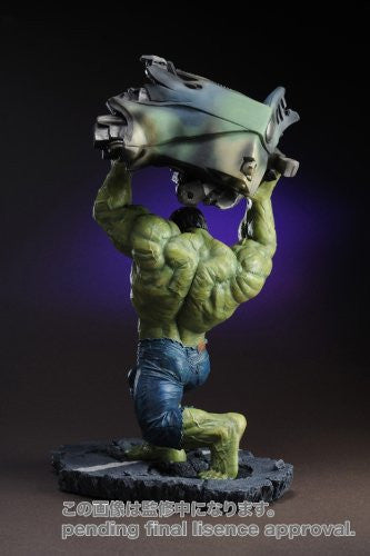 Image 6 for The Incredible Hulk Movie - Hulk - Fine Art Statue - Movie Ver. (Kotobukiya)