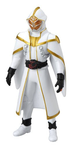 Image 2 for Kamen Rider Wizard - Kamen Rider Wiseman - Rider Hero Series EX - The White Wizard (Bandai)