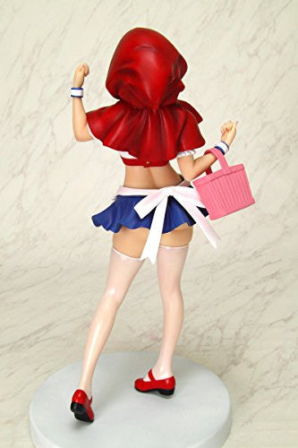 Image 4 for Akazukin - Fairy Tale Figure Vol.10 - 1/6 - Hiking ver., Repaint (Lechery)
