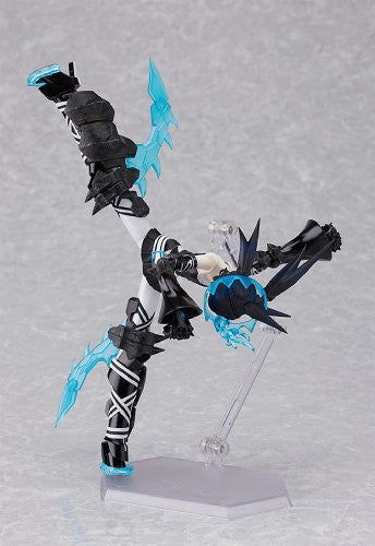 Image 6 for Black ★ Rock Shooter - Figma #SP-040 - Black ★ Rock Shooter Beast (Good Smile Company, Max Factory)