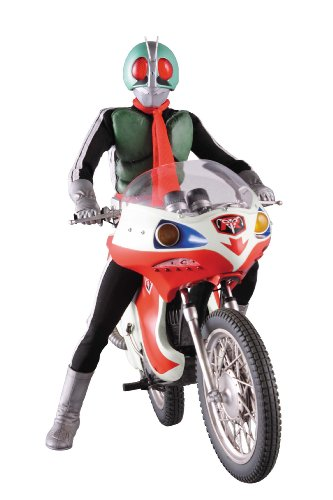 Image 2 for Kamen Rider - Shin Cyclone - Real Action Heroes - 1/6 (Medicom Toy)