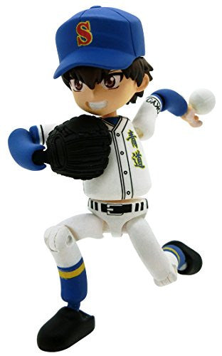 Image 2 for Daiya no Ace - Sawamura Eijun - Playgure (Takara Tomy)