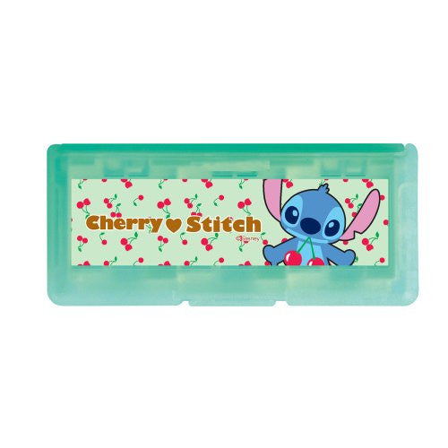 Image 2 for Disney Character Card Case 6 Seal Set for Nintendo 3DS (Stitch)