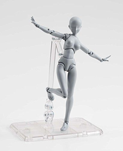 Image 8 for S.H.Figuarts - Body-chan - DX Set, Gray Color Ver. (Bandai)