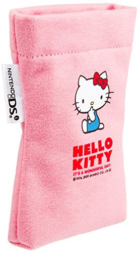 Image 2 for Hello Kitty Slim Pouch III DSi (Pink)