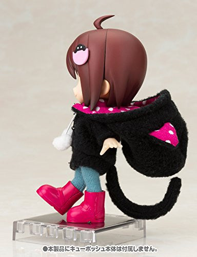 Image 3 for Cu-Poche - Cu-Poche Extra - Animal Parka Set - Black Cat (Kotobukiya, Noix de Rome)