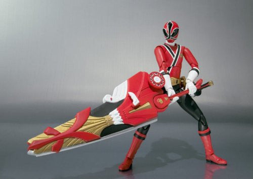 Image 2 for Samurai Sentai Shinkenger - Shinken Red - S.H.Figuarts (Bandai)