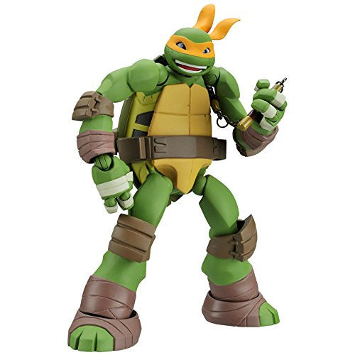 Image 1 for Teenage Mutant Ninja Turtles - Michelangelo - Revoltech (Kaiyodo)