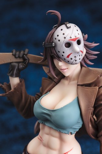 Image 10 for Friday the 13th - Jason Voorhees - Bishoujo Statue - Movie x Bishoujo - 1/7 (Kotobukiya)