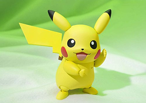 Image 4 for Pocket Monsters - Pikachu - S.H.Figuarts (Bandai)