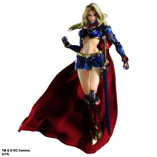 Image 1 for DC Universe - Supergirl - Play Arts Kai - Variant Play Arts Kai - Variant (Square Enix)