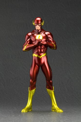 Image 2 for Justice League - Flash - DC Comics New 52 ARTFX+ - 1/10 (Kotobukiya)