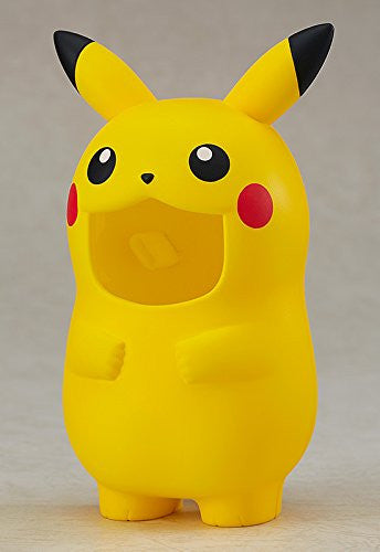 Image 4 for Pocket Monsters - Pikachu - Nendoroid More - Nendoroid More: Face Parts Case (Good Smile Company)