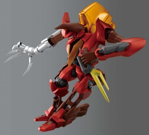 Image 6 for Code Geass - Hangyaku no Lelouch - Type-02 Guren Mk-II - Variable Action Hi-Spec (MegaHouse)