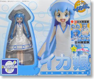 Image 1 for Shinryaku! Ika Musume - Ika Musume - Petit Pretty Figure Series - Super DX Edition (Evolution-Toy)