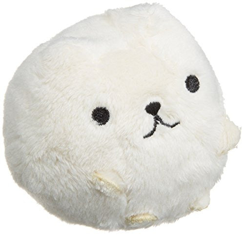 Image 1 for Capybara-san - White-san - Capybara-san Mini Kororin Plush (Bandai)