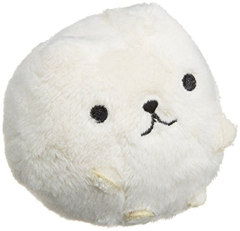 Image for Capybara-san - White-san - Capybara-san Mini Kororin Plush (Bandai)