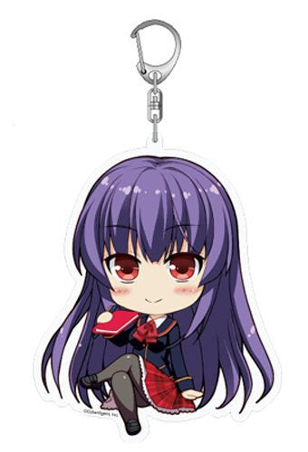 Image 1 for Girlfriend (Kari) - Kagurazaka Saya - Keyholder (VOXPOP)