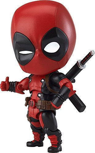 Image 1 for Deadpool - Nendoroid #662 - Orechan Edition (Good Smile Company)