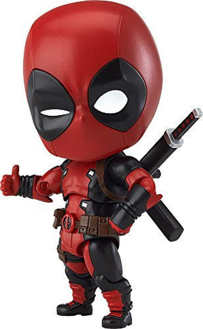 Deadpool - Nendoroid #662 - Orechan Edition (Good Smile Company)