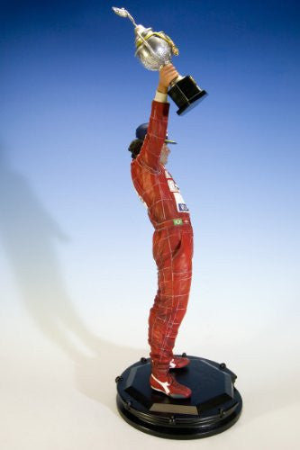 Image 4 for Formula 1 - Ayrton Senna - Fine Art Statue - 1/6 - 50th Birthday (Kotobukiya)