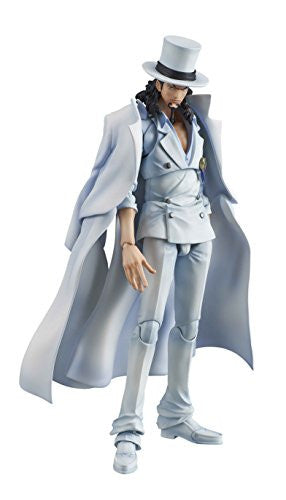 Image 6 for One Piece Film Gold - Hattori - Rob Lucci - Variable Action Heroes (MegaHouse)