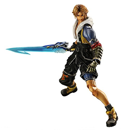 Image 1 for Final Fantasy X - Tidus - Play Arts Kai (Square Enix)