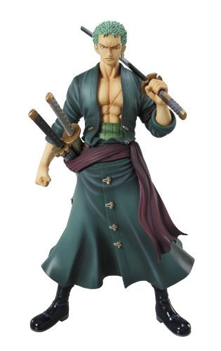 "Image 6 for One Piece - Roronoa Zoro - Excellent Model - Portrait Of Pirates ""Sailing Again"" - 1/8 - Timeskip ver. (MegaHouse)"