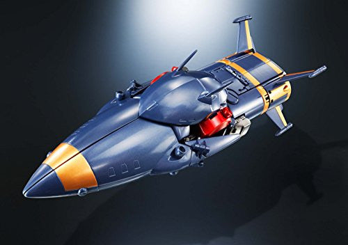 Image 3 for Top o Nerae! - Gunbuster - Soul of Chogokin - Buster Gokin Color Ver. (Bandai)