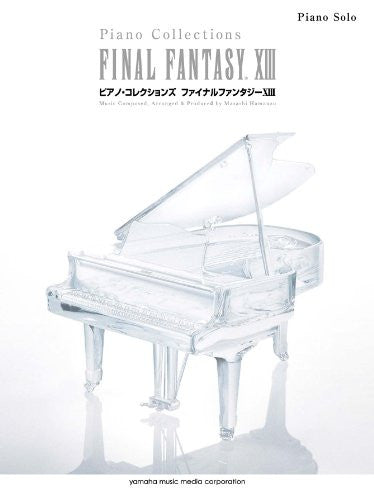 Image 1 for Final Fantasy Xiii Piano Collections   Piano Solo