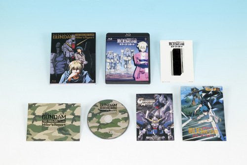 Image 2 for Mobile Suit Gundam: The 08th MS Team - Mirrors Report [Limited Edition]
