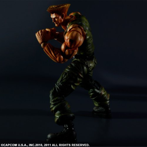 Image 3 for Super Street Fighter IV - Guile - Play Arts Kai (Square Enix)