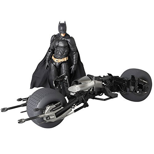 Image 12 for The Dark Knight - Batpod - Mafex #8 - 1/12 (Medicom Toy)