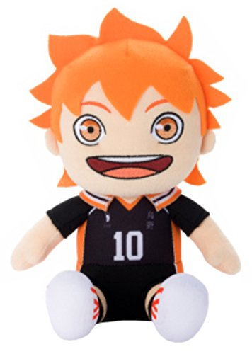Image 1 for Haikyuu!! - Hinata Shouyou - Haikyuu!! Deformed Plush (Takara Tomy)