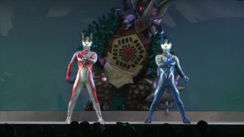 Image 5 for Ultraman The Live Ultraman Battle Stage 2013 - Toki Wo Koeru Yusha