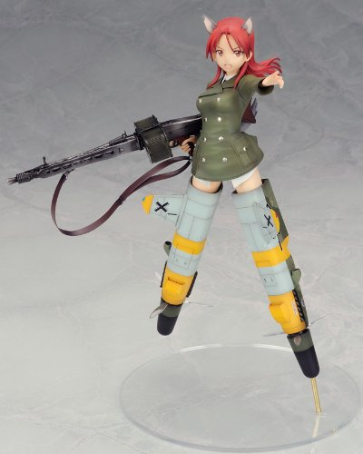 Image 5 for Strike Witches - Strike Witches 2 - Minna-Dietlinde Wilcke - 1/8 (Alter)