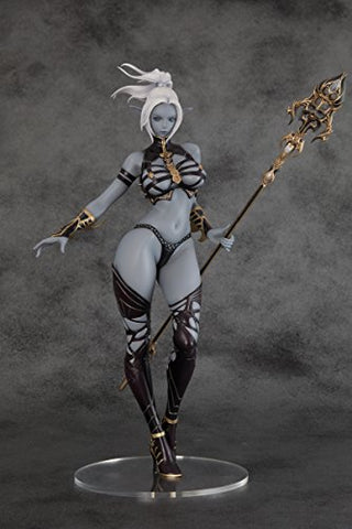 Lineage II - Dark Elf - 1/7 - Regular Edition