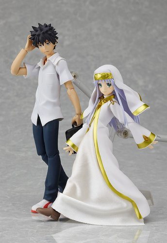 Image 5 for To Aru Majutsu no Index - Index Librorum Prohibitorum - Figma - 117 (Max Factory)
