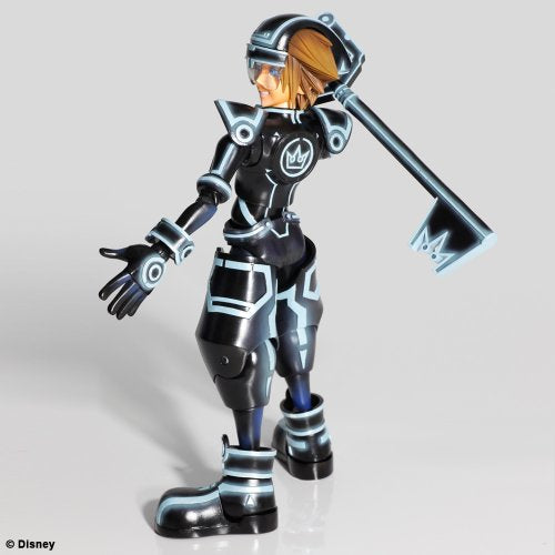 Image 6 for Kingdom Hearts 3D: Dream Drop Distance - Sora - Play Arts Kai - TRON: Legacy ver. (Square Enix)