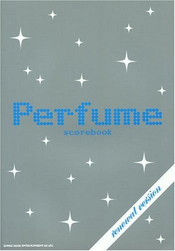 Image 1 for Perfume Scorebook Renewal Version Score Book