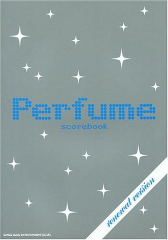 Image for Perfume Scorebook Renewal Version Score Book