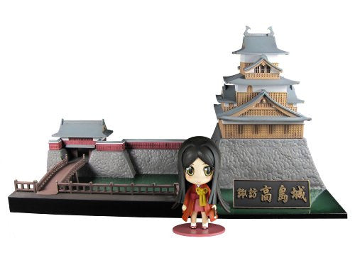 Image 8 for Takashima castle - 1/200 - Suwahime set - 01S (PLUM)