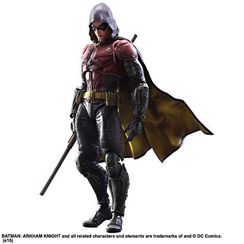 Image 1 for Batman: Arkham Knight - Robin - Play Arts Kai (Square Enix)