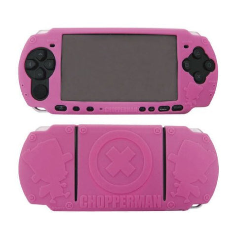 Image for Silicon Cover (One Piece Chopper Man Pink Version)