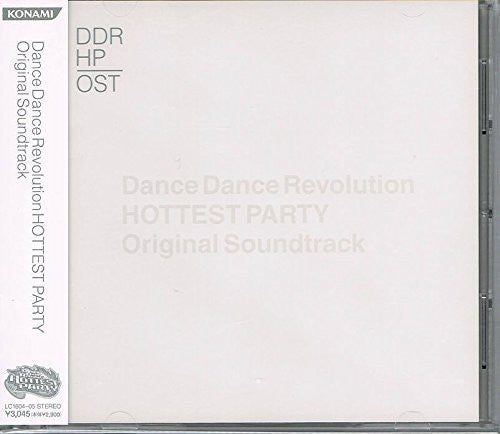 Image 1 for Dance Dance Revolution HOTTEST PARTY Original Soundtrack
